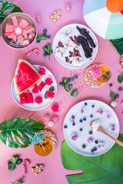 BloosBuffet berry biltong mix